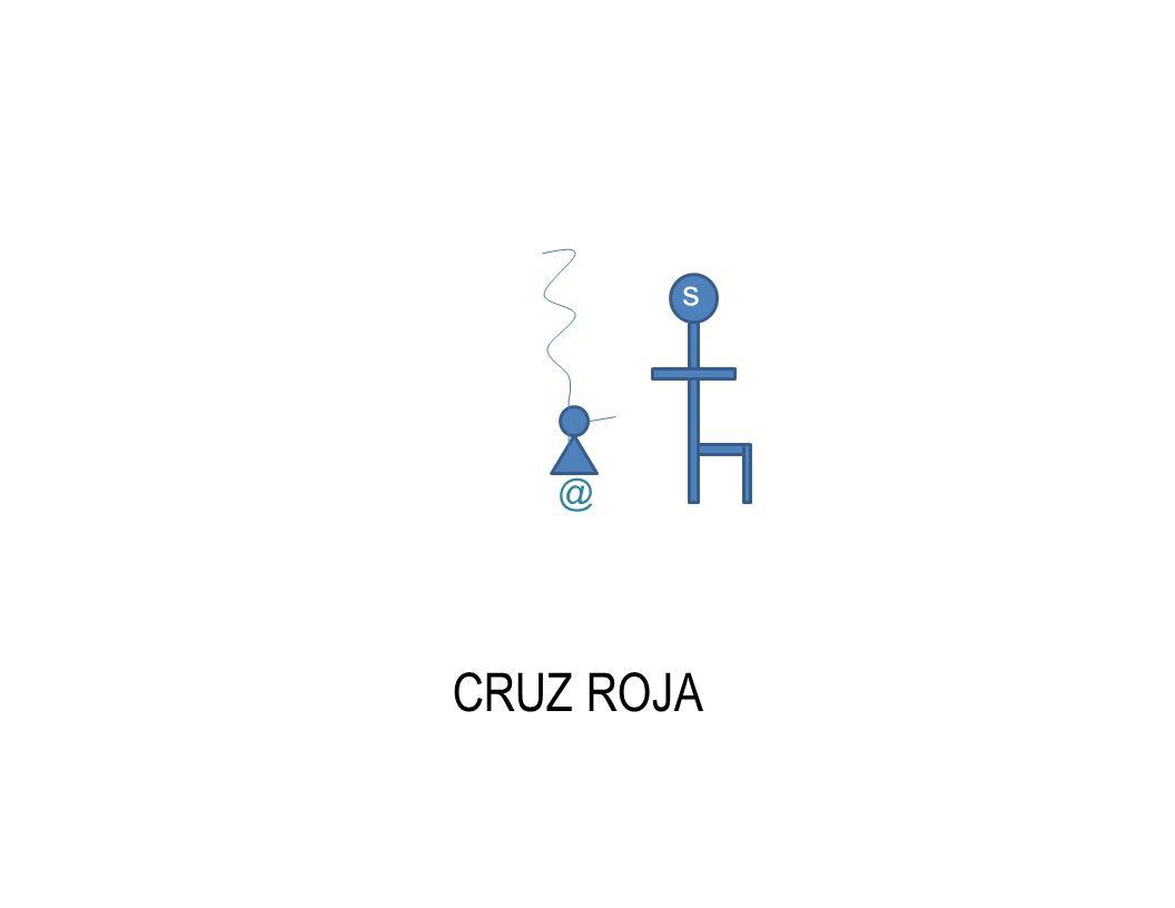 @ s CRUZ ROJA