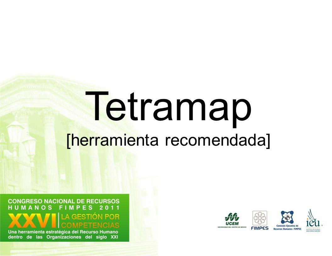 Tetramap [herramienta recomendada]