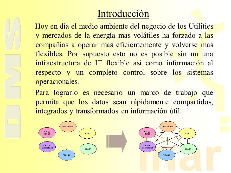 inar Servidor de consulta y herramientas de información: Integración con sistema de Reclamos y Calidad de Servicio Este es un servidor de datos y objetos, que permite a otros sistemas acceder a la información administrada por el DMS.