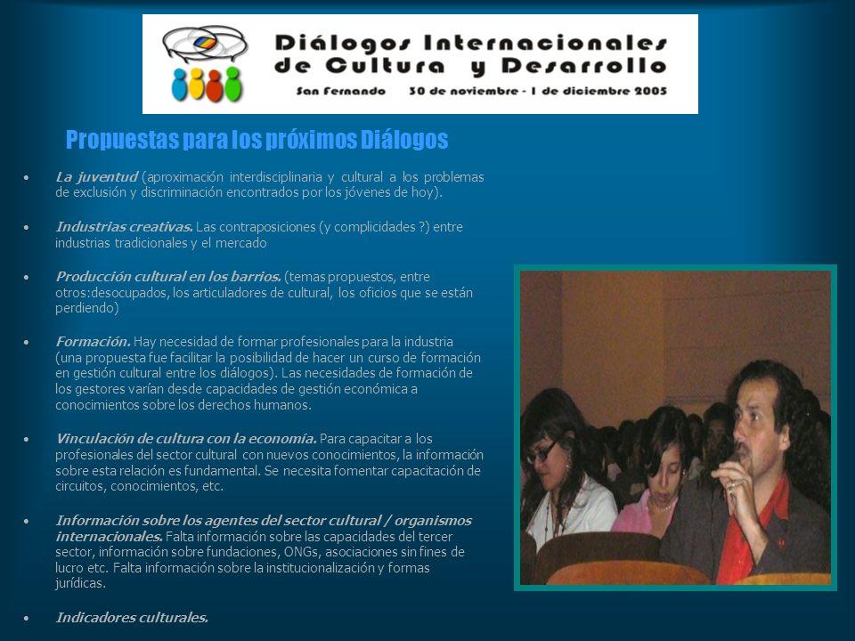 La juventud (aproximación interdisciplinaria y cultural a los problemas de exclusión y discriminación encontrados por los jóvenes de hoy). Industrias