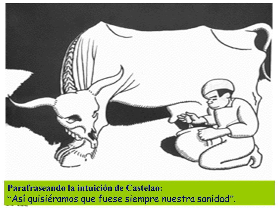 Parafraseando la intuición de Castelao : Así quisiéramos que fuese siempre nuestra sanidad.