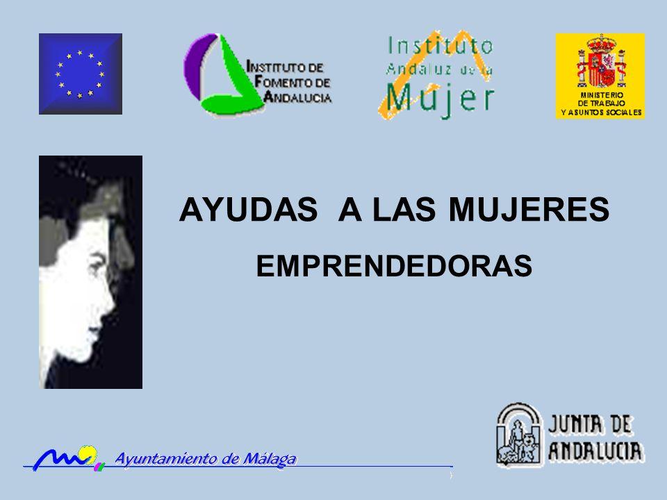 PROGRAMA DE APOYO EMPRESARIAL A LAS MUJERES DESCRIPCIÓN El Instituto de la Mujer desarrolla este programa en colaboración con el Consejo Superior de Cámaras de Comercio, Industria y Navegación, con el objetivo de promover el autoempleo y la actividad empresarial de las mujeres.