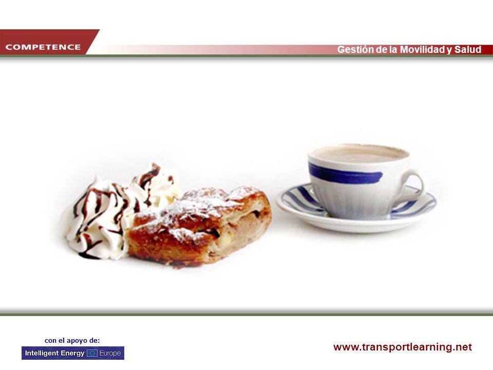 www.transportlearning.net Gestión de la Movilidad y Salud con el apoyo de: