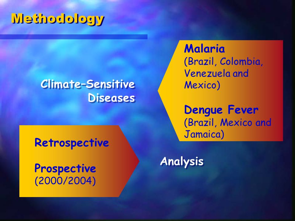 Major Strength Multi-Disciplinary Approach: MALARIA Vulnerability Analysis Modelling (System Dynamics) Field Entomology Epidemiology