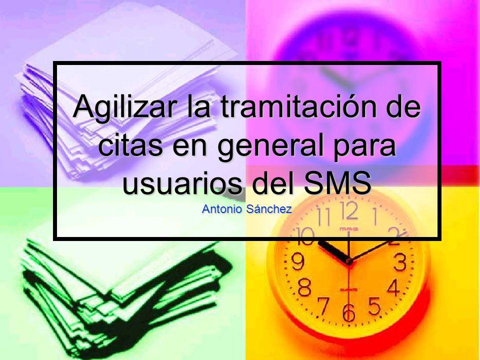 PROBLEMA: El usuario pierde tiempo e información.El usuario pierde tiempo e información.