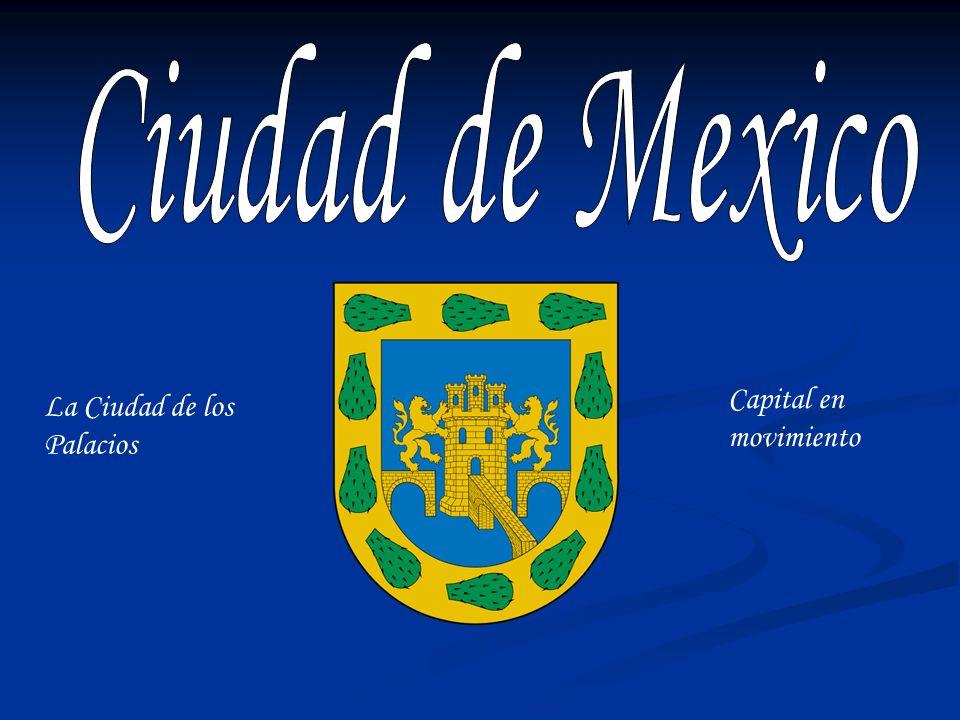 General La ciudad de México es el Distrito Federal, capital de los Estados Unidos Mexicanos y sede de los poderes federales de la Unión, de la que constituye una de sus 32 entidades federativas.