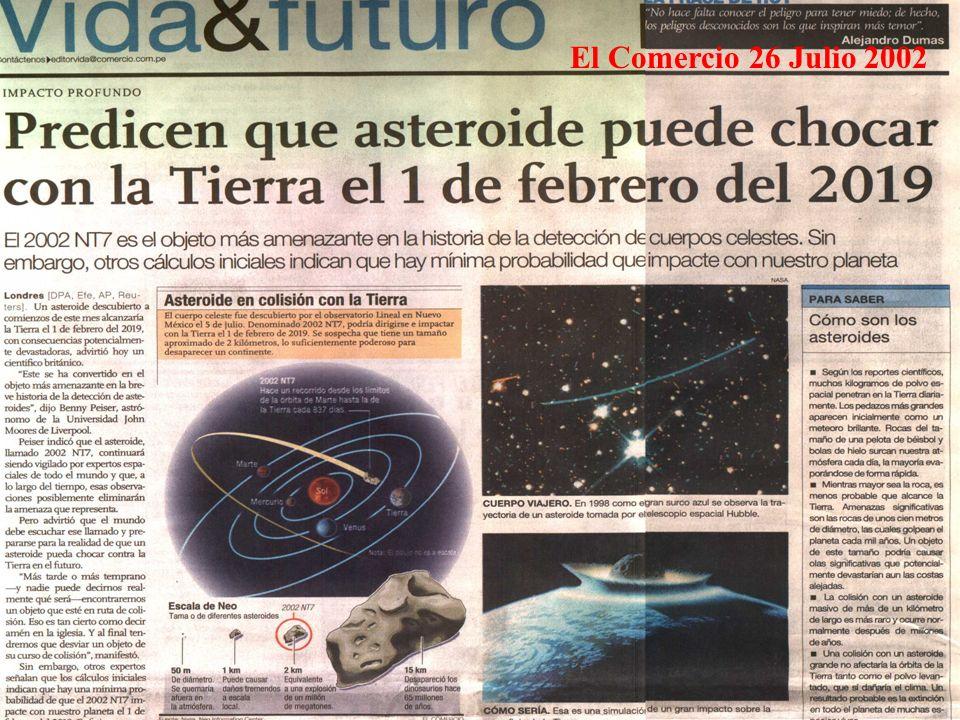 El Comercio 26 Julio 2002