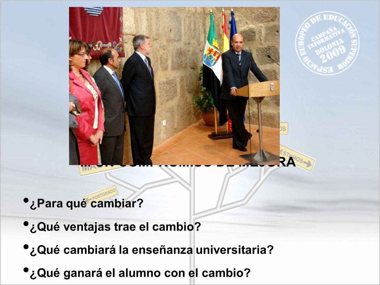 IV.- NUEVOS ESTUDIOS UNIVERSITARIOS ¿Qué nuevos estudios hay.