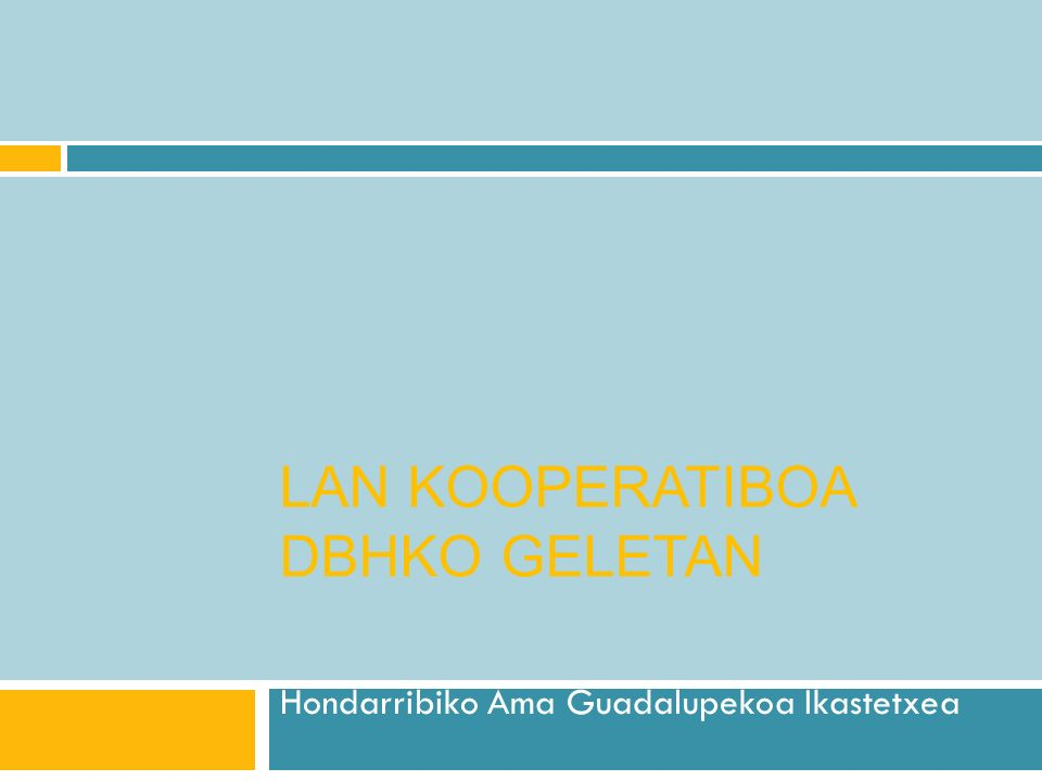 Jardueren aurkezpena: Ipuin bat sortzea (LK)Izurdeak (buru-hauskaria)Komikia (LK) Elkarrizketa pertsona ospetsu bati (LK) Ipuinkontalaria – Cuentacuentos (LK) Irratsaioa (LK)Narrazio subjektiboa (LK) Gai interesgarri bat ahoz azaltzea (BAT) Egunkaria (LK) Euskal Kultura (buru- hauskaria) Ekosistemak (buru- hauskaria) Deskripzio-testuak aztertzea (BAT) Idazketa-tailerra: kontakizuna (LK) Errenazimenduaren eta Barrokoaren konparazio- azterketa, artelan baten deskribapenaren bidez (BAT) Antzerkia (LK)