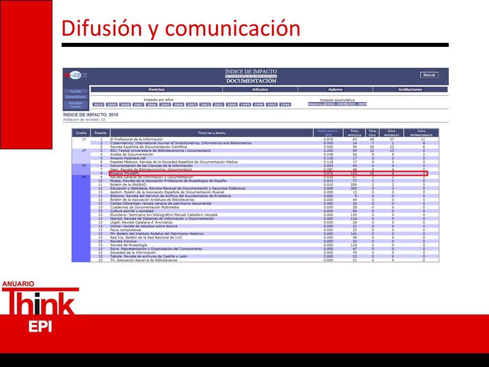 Novedades 2012 Alianza estratégica EPI SCP y Editorial UOC.