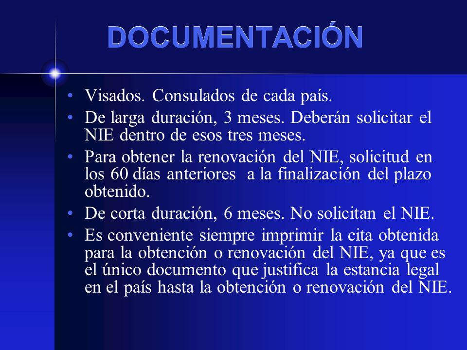 DOCUMENTACIÓN Auxiliares cupo M.E.C.yD.