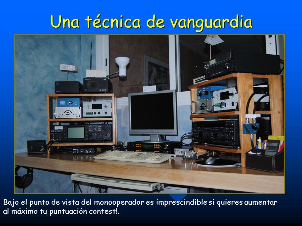 Requisitos mínimos SoftwareInterfaces: Micro Ham MK2R http://www.microham-usa.com/Products/mk2r.html DXDoubler de Top Ten http://www.qth.com/topten/index.htm EzMaster.