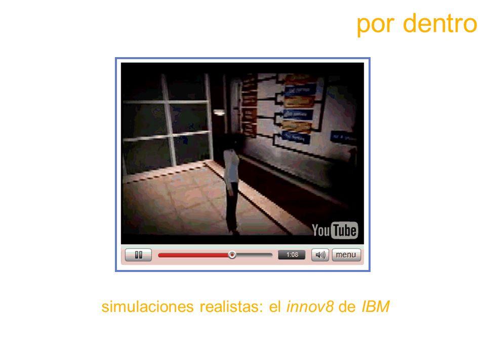simulaciones realistas: el innov8 de IBM
