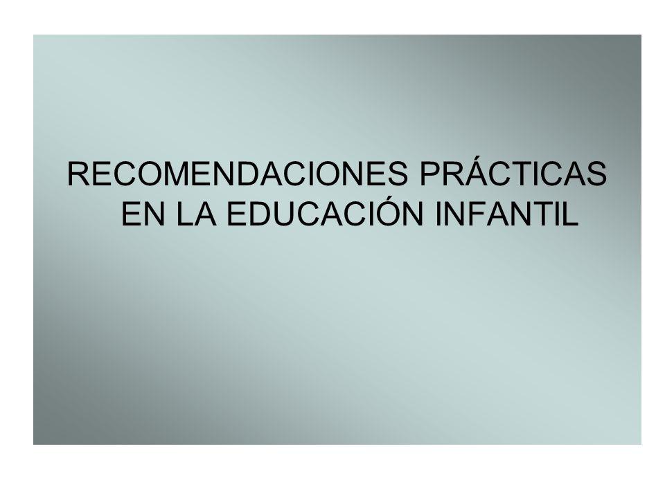 1.Aspectos educativos y evolutivos en la etapa de Educación Infantil (0-6 años) 2.