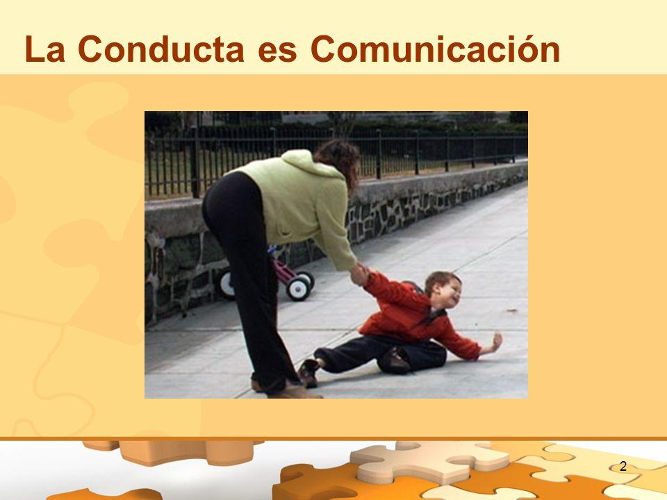 La Conducta es Comunicación 2