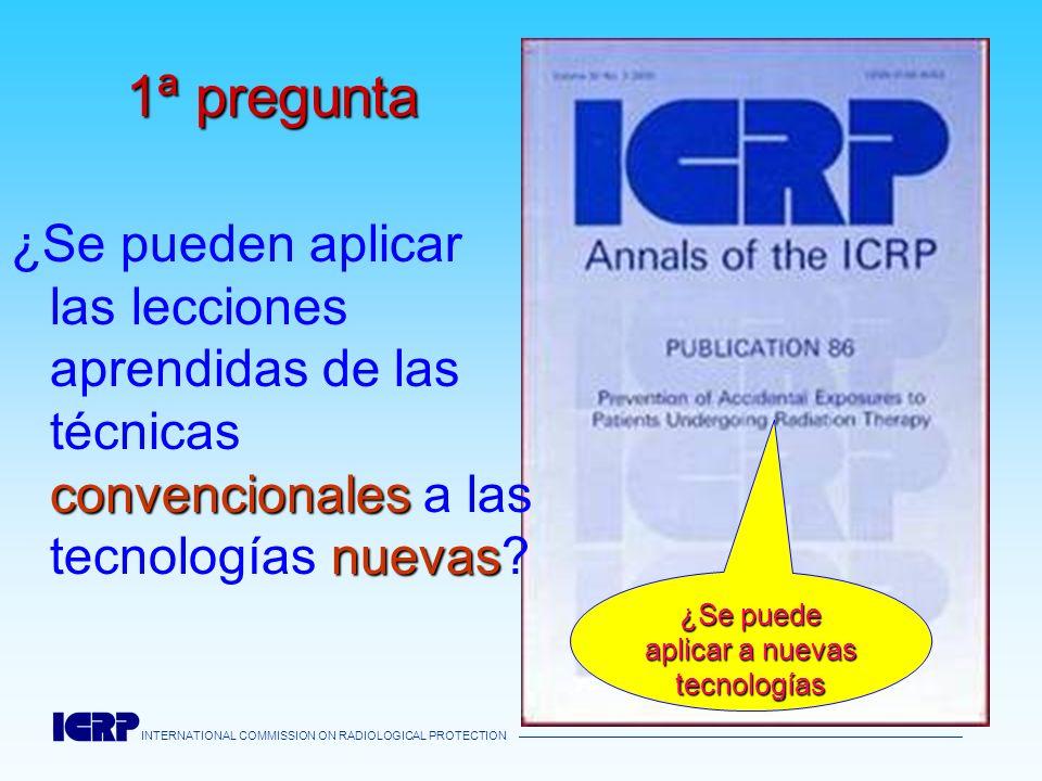 INTERNATIONAL COMMISSION ON RADIOLOGICAL PROTECTION INTERNATIONAL COMMISSION ON RADIOLOGICAL PROTECTION Calibración de campos muy pequeños (micro colimadores de multiláminas) Irradiación parcial de la cámara, con el consiguiente error en la dosis absorbida.