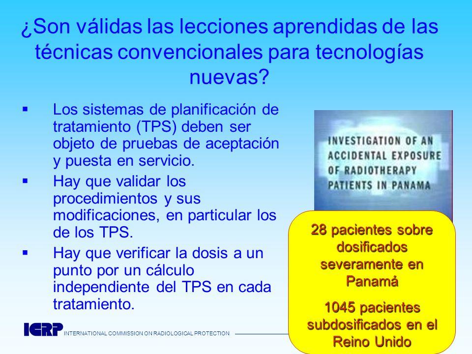 INTERNATIONAL COMMISSION ON RADIOLOGICAL PROTECTION INTERNATIONAL COMMISSION ON RADIOLOGICAL PROTECTION Desconocimiento del tamaño de campo circunscrito al del aplicador para tratamiento de radiocirugía