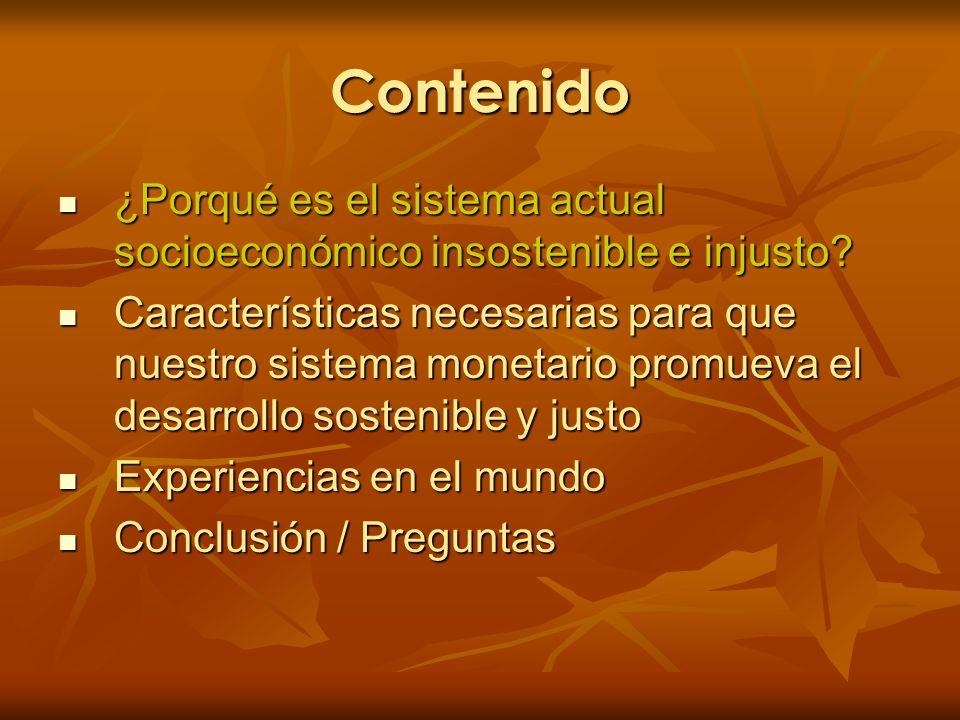 Experiencias tradicionales en el mundo (– cir.
