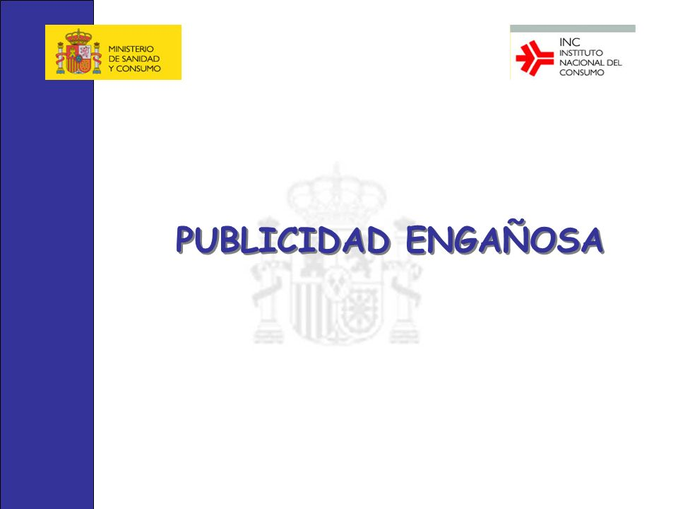 2 DEFINICIÓN DE PUBLICIDAD La LPG define la actividad publicitaria (Art.
