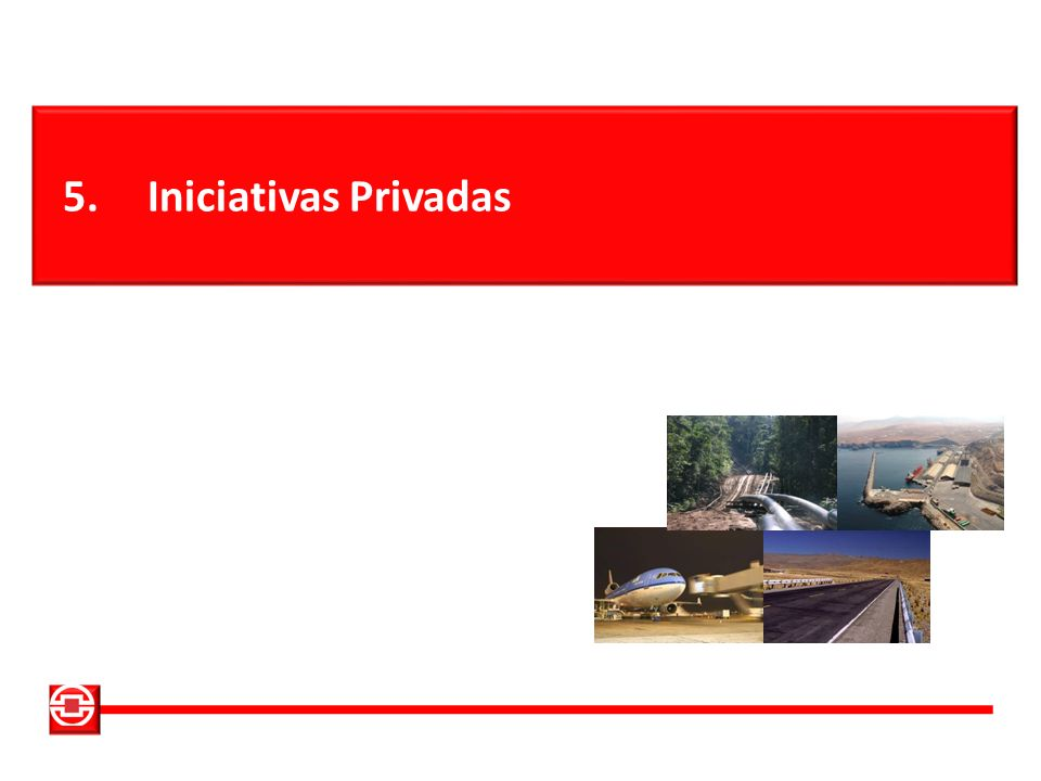 5.Iniciativas Privadas