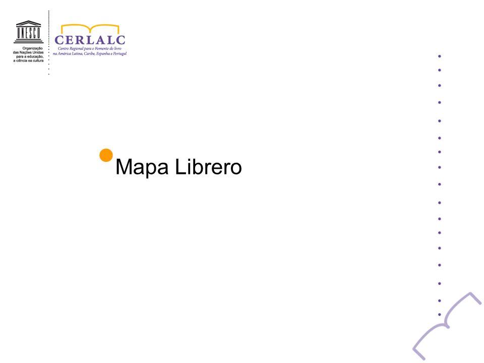 Mapa Librero