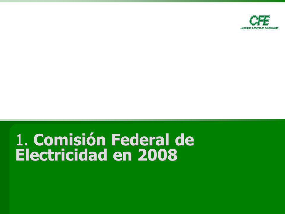 14 Cobertura del servicio Variación 2000 – 2007: 28.4% Nuevos usuarios cada año 900,000 Para 2008 son mas de 26 millones