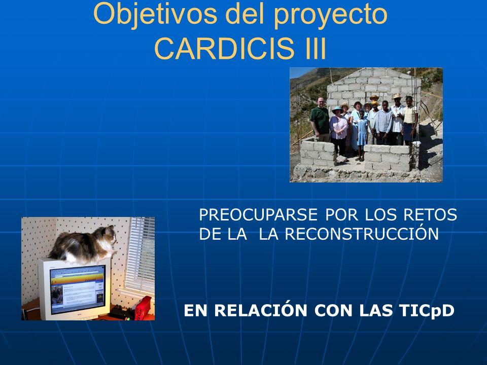 TIC PARA EL DESARROLLO Utilización de las Tecnologías de la información y la comunicación para el desarrollo.