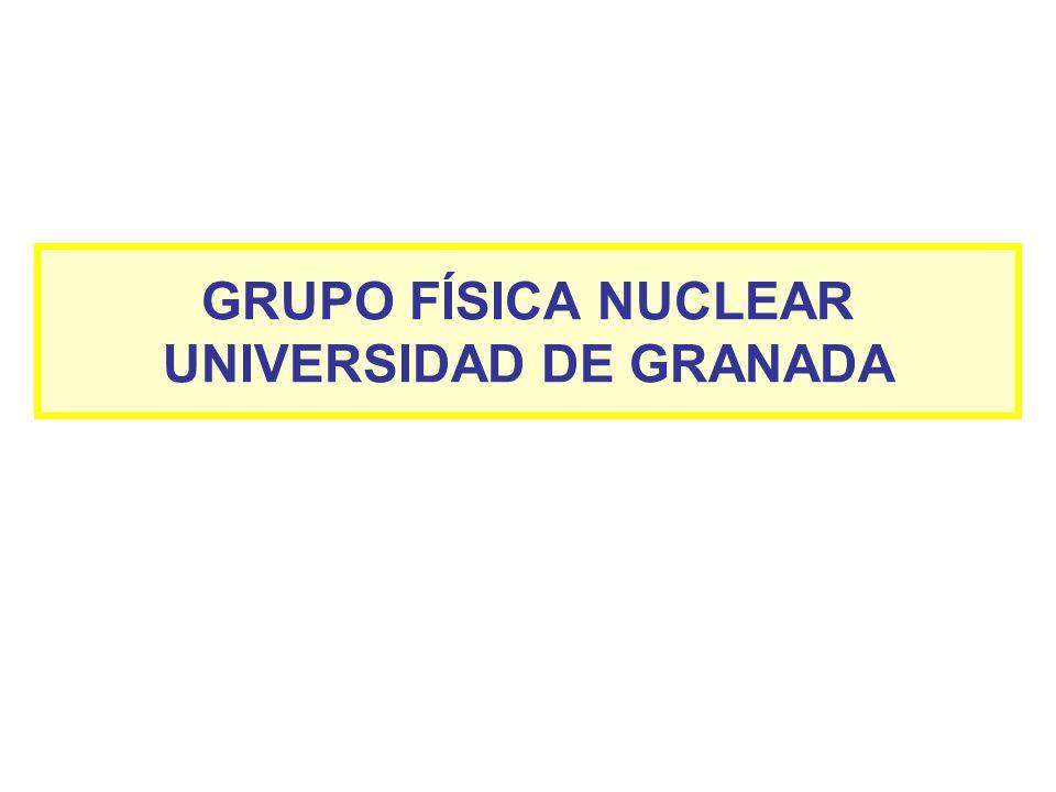 Activity in Granada (2011-2012): Theory M.Anguiano, G.