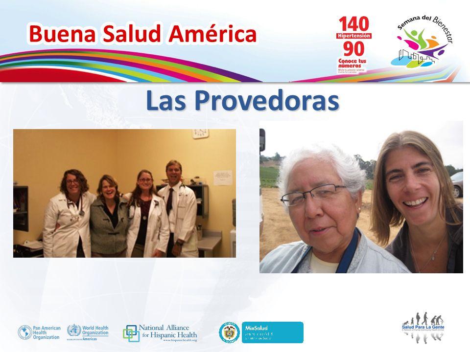 Buena Salud América Las Provedoras