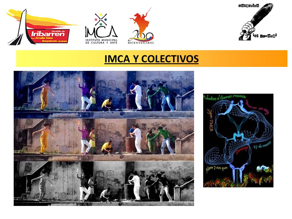 IMCA Y COLECTIVOS
