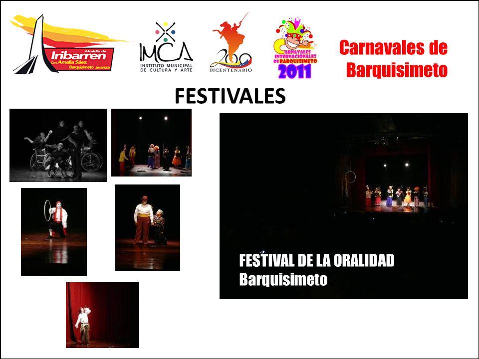 Carnavales de Barquisimeto FESTIVALES FESTIVAL DE LA ORALIDAD Barquisimeto