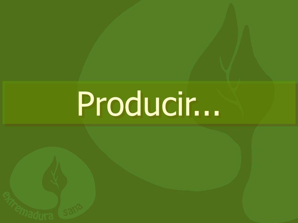 Producir...