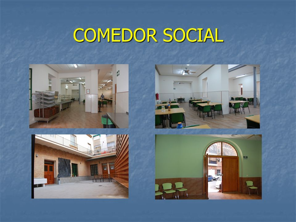 COMEDOR SOCIAL