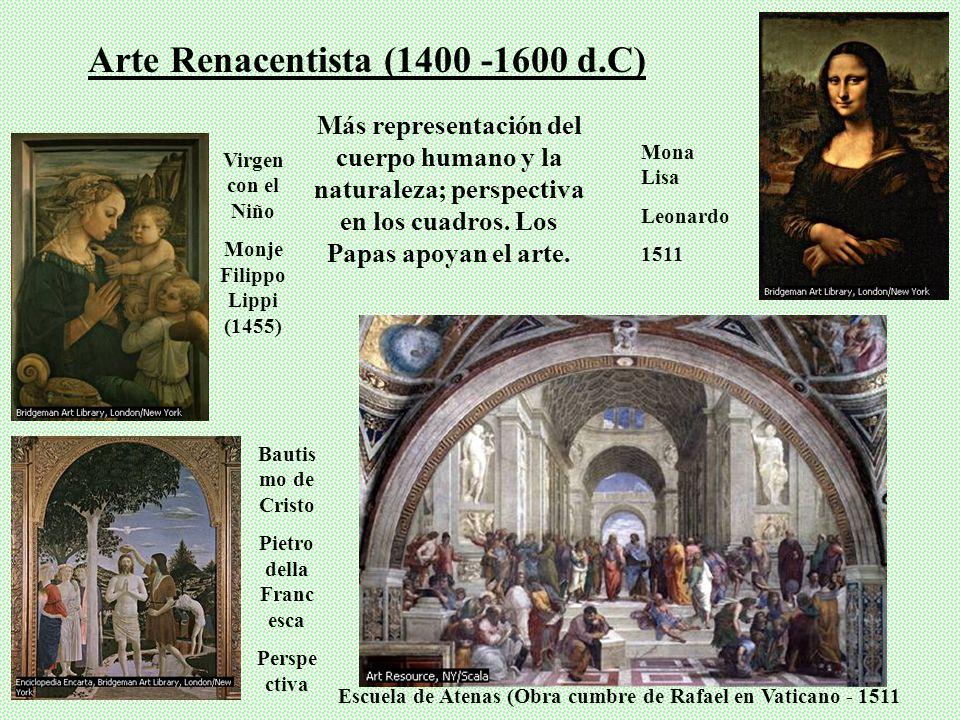 Arte Gótico (1140 -1500 d.C) Detalles de la Catedral de Siena Policromía Rosetón norte de Notre Dame (París S. XIII) Virgen con el Niño al centro, rod