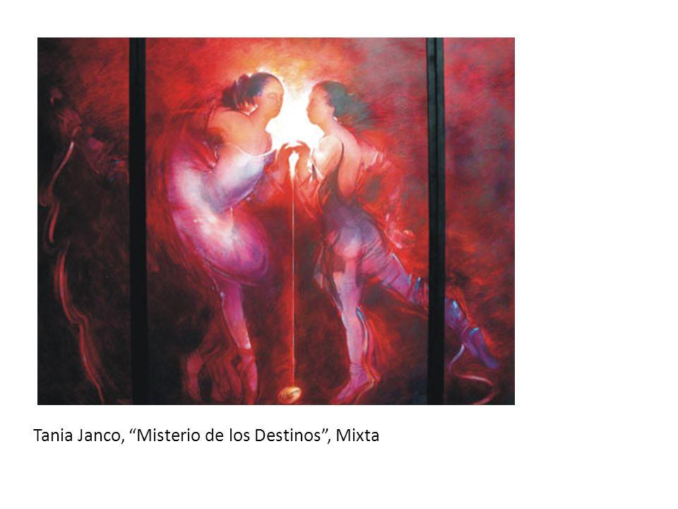 Tania Janco, Misterio de los Destinos, Mixta