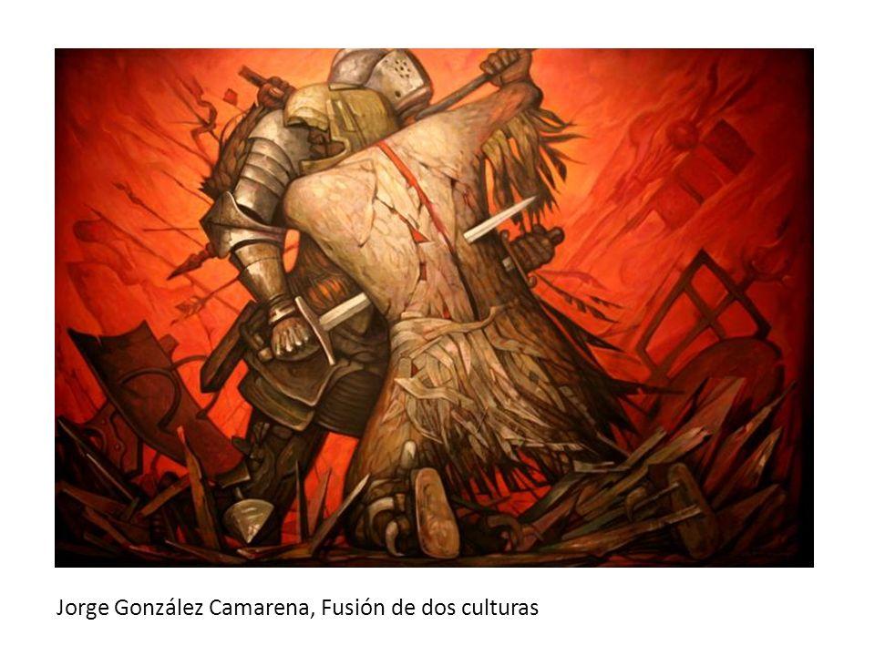 Jorge González Camarena, Fusión de dos culturas