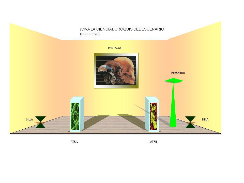 ¡VIVA LA CIENCIA!, DIAPOSITIVA 21, EL ELECTROMAGNETISMO (ORIENTATIVA)