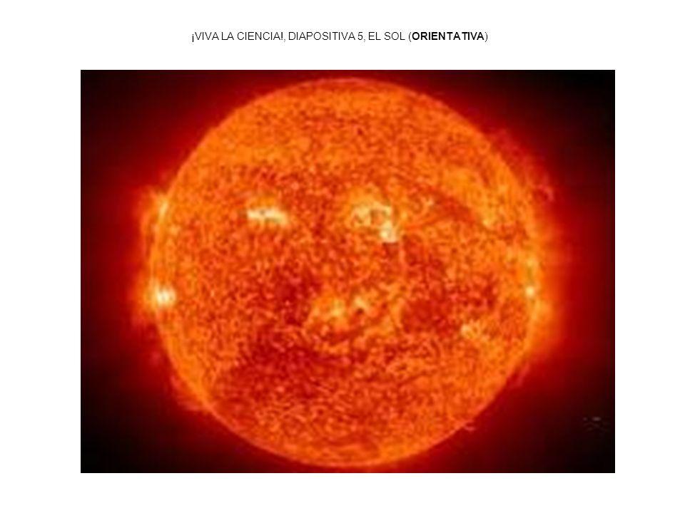 ¡VIVA LA CIENCIA!, DIAPOSITIVA 26, EL BIG BANG (ORIENTATIVA)