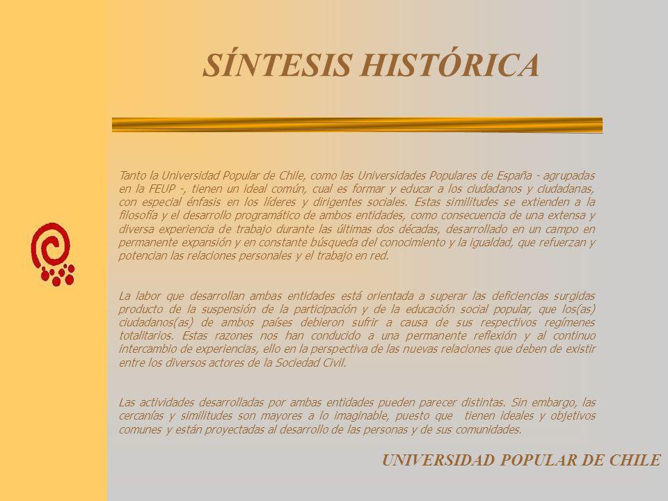 SÍNTESIS HISTÓRICA La segunda vertiente está constituida por el trabajo y trayectoria del Fondo de las Américas (FDLA) y la Fundación Ciudadana para l