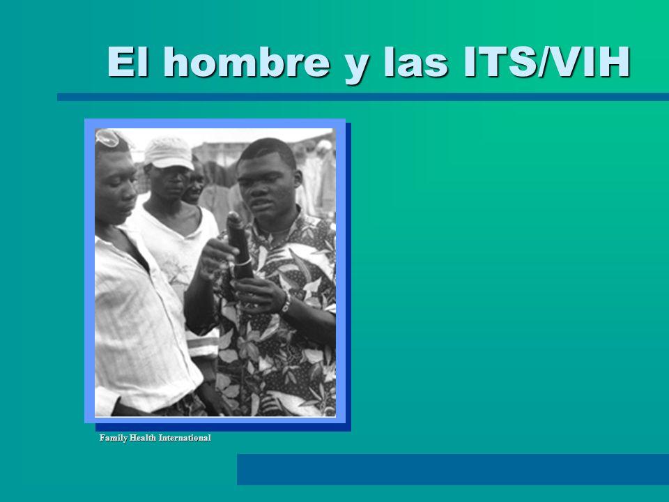 El hombre y las ITS/VIH Family Health International