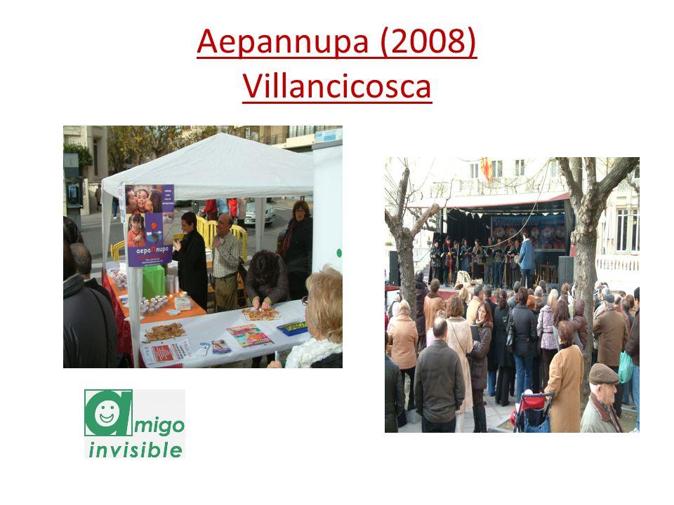 Aepannupa (2008) Villancicosca