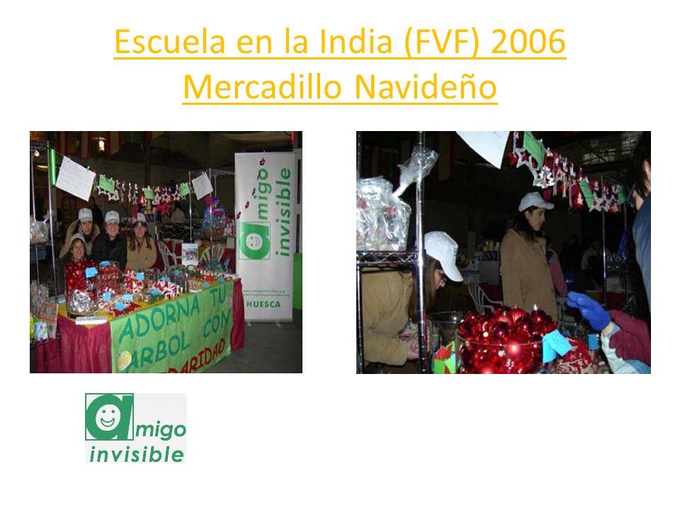 Escuela en la India (FVF) 2006