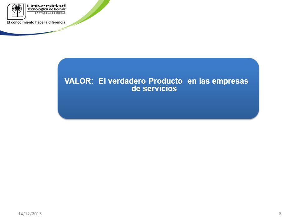 ¿Cuál es el Propósito de los Ambientes de Servicio? 14/12/201327
