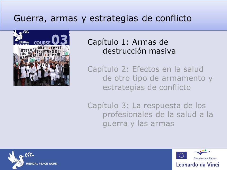 Características de las armas nucleares Objetivo: la amenaza de la matanza masiva de personas para prevenir un ataque (efecto disuasorio).