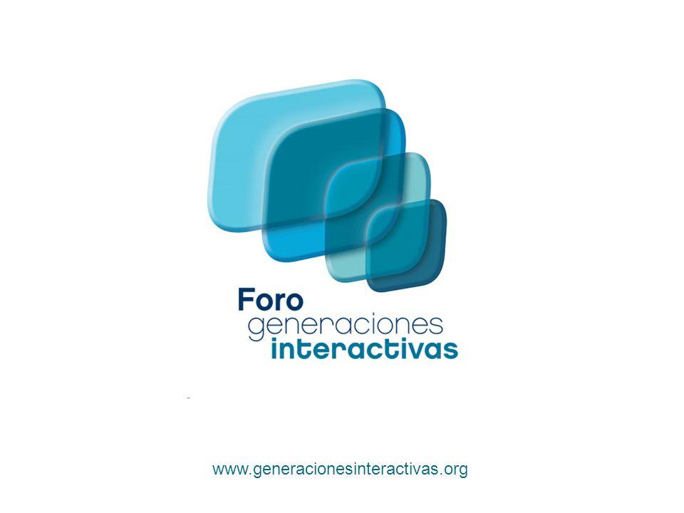 16 www.generacionesinteractivas.org