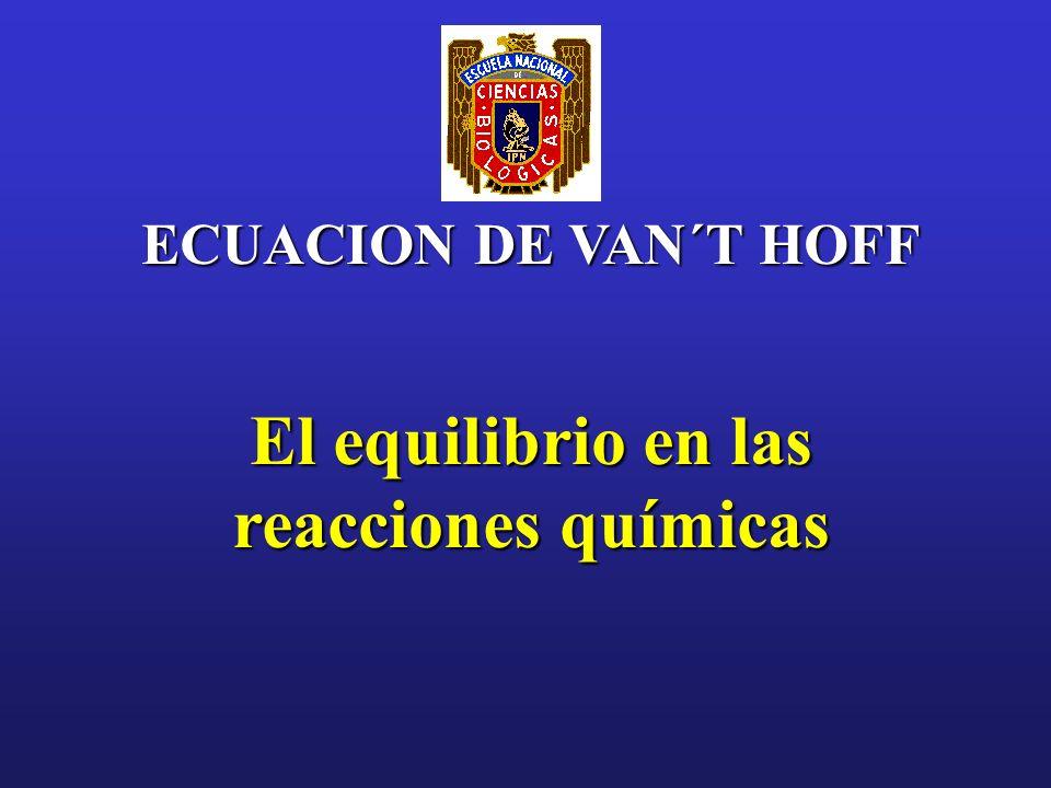 EQUILIBRIOS HETEROGÉNEOS.