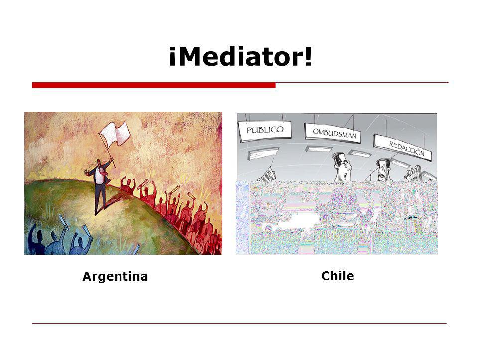 ¡Mediator! Argentina Chile