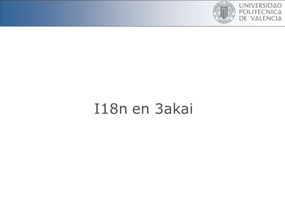 I18n en 3akai