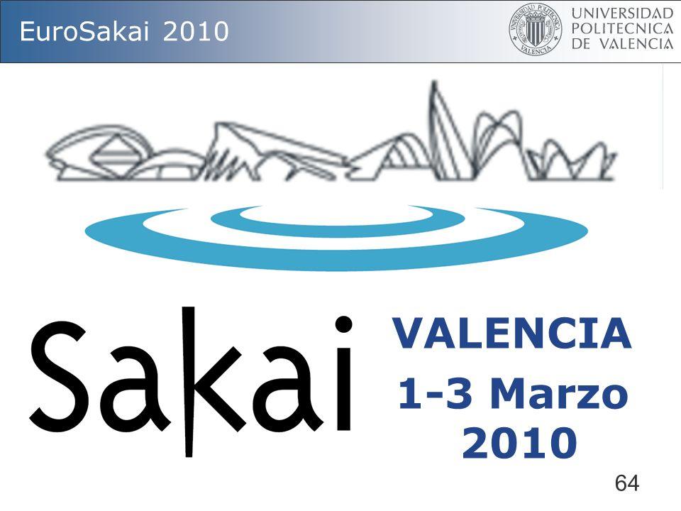64 EuroSakai 2010 VALENCIA 1-3 Marzo 2010