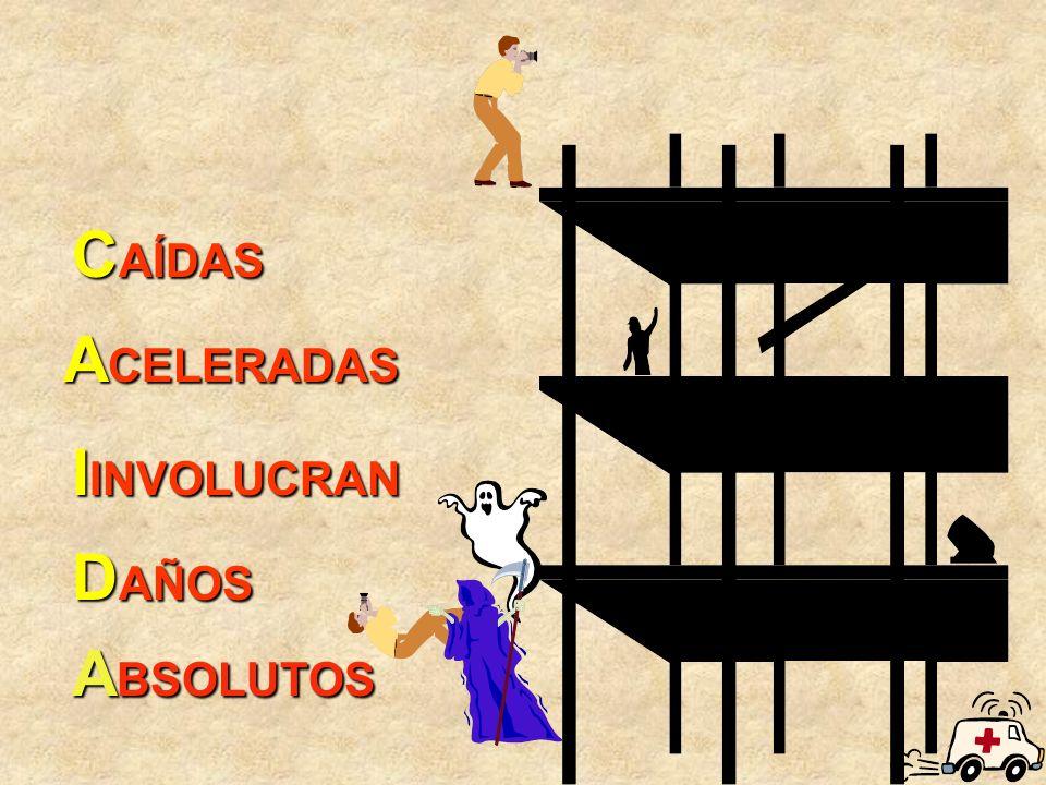 62 Hoyos en los techos (incluyendo tragaluces)tienen que tener barandales o tapas.